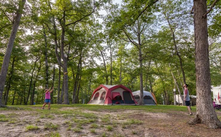 Graham Cave State Park Missouri State Parks