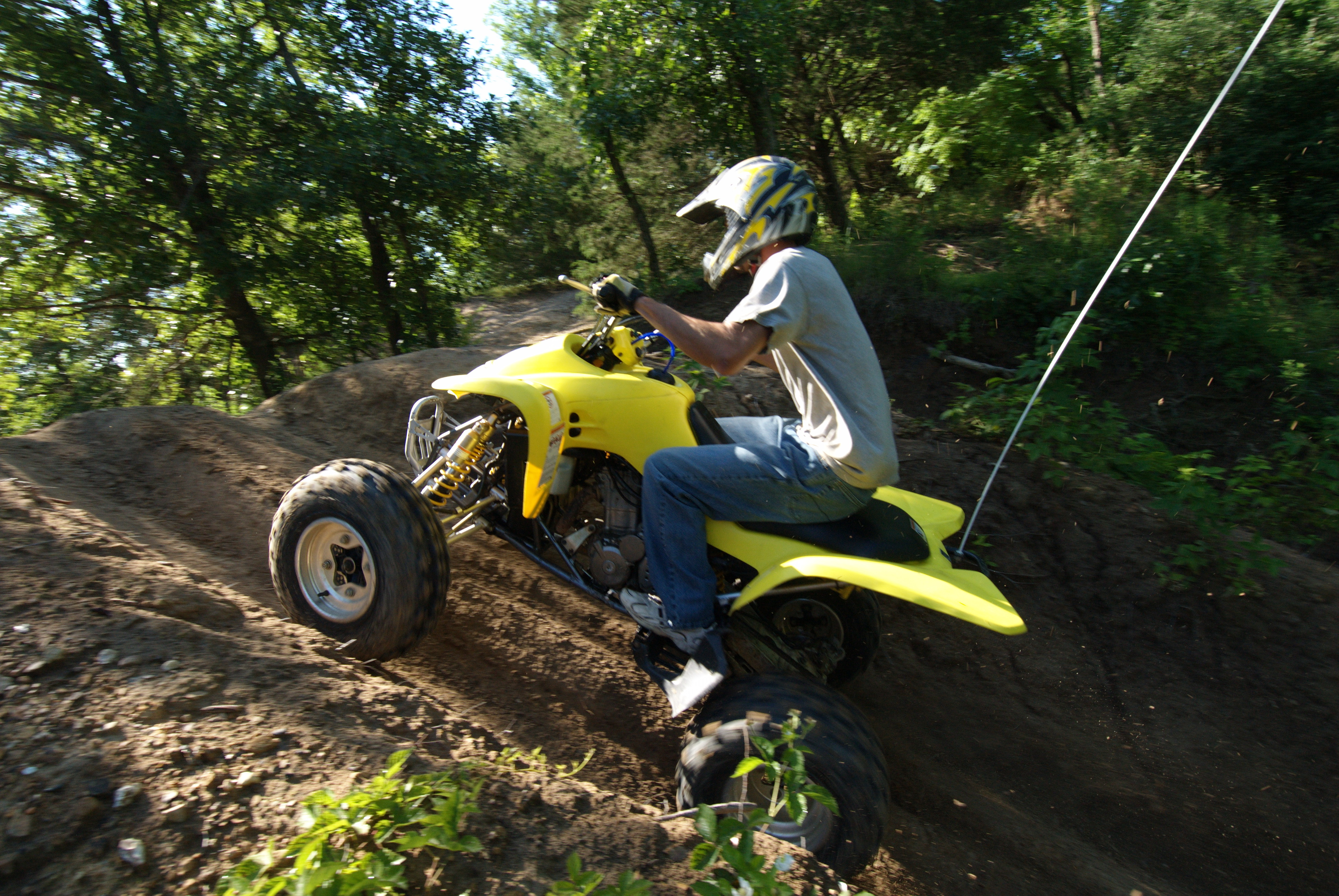 What Is A Side By Side >> Off Road Riding Rules Missouri State Parks