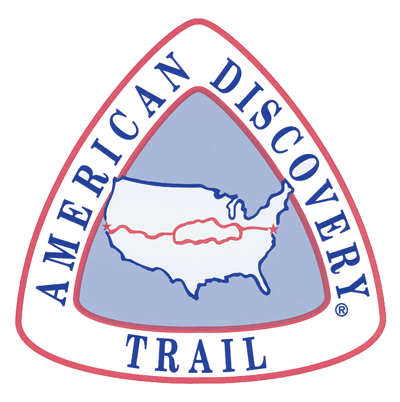 American Discovery Trail logo