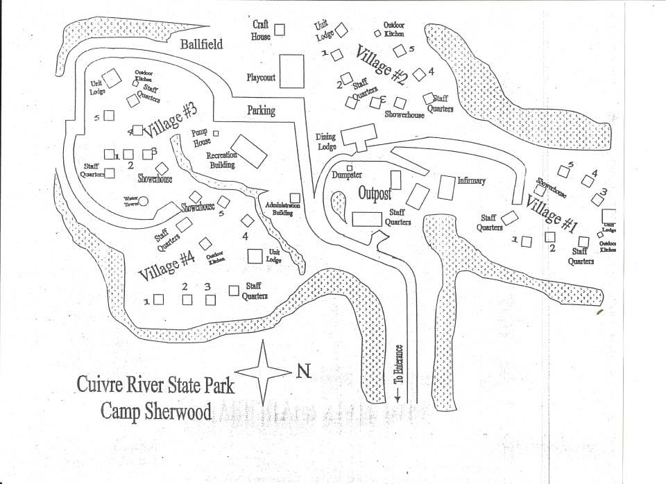 Organized Group Cs Missouri State Parks: Cuivre River State Park Map At Codeve.org