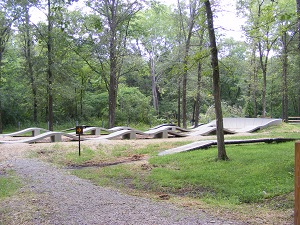 the pump track
