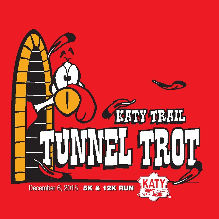 2015 Katy Trail Tunnel Trot logo