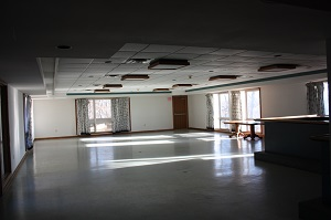 a large, open room
