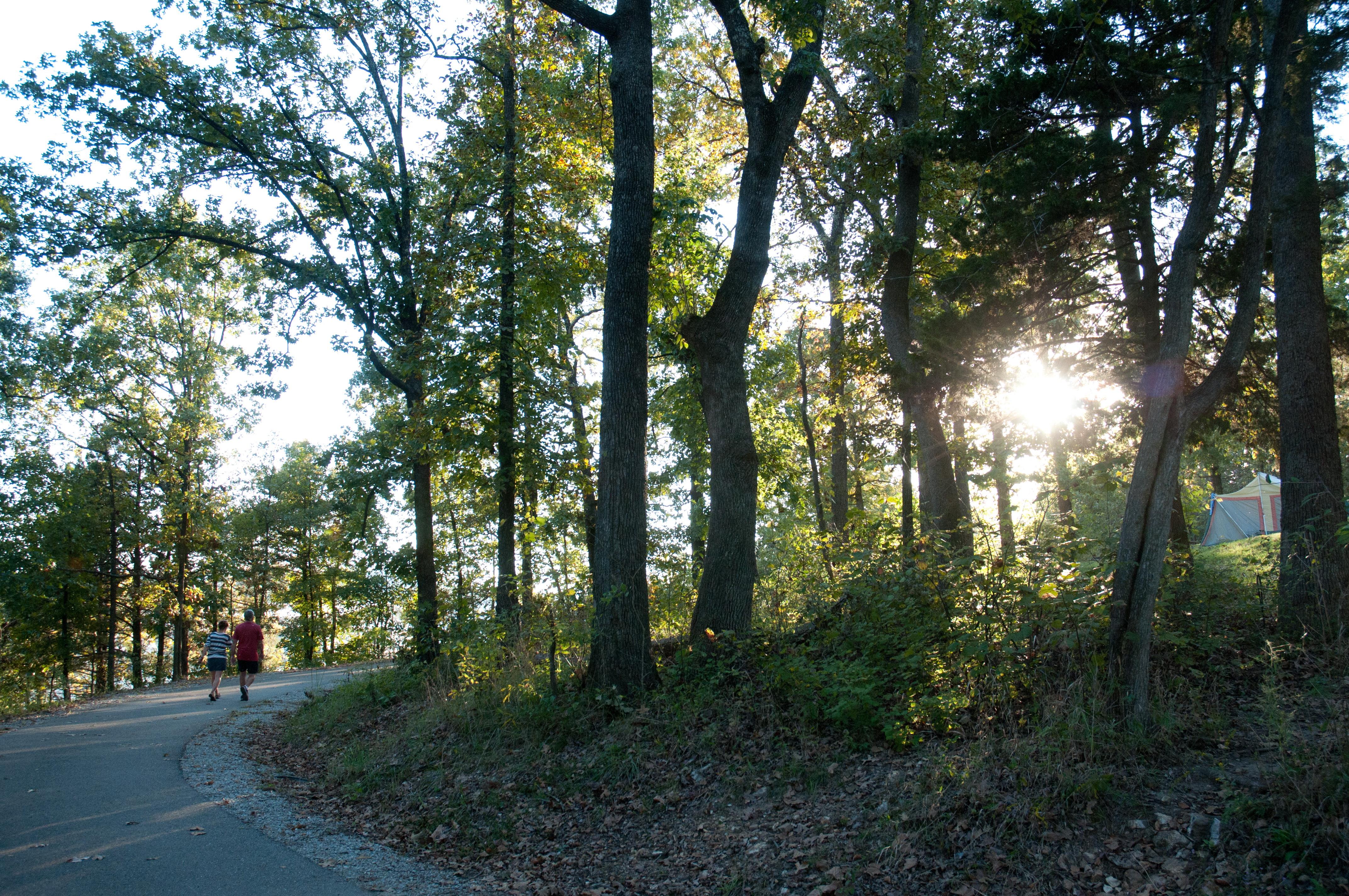 park trails | missouri state parks