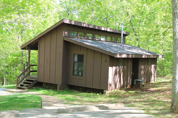 Lodging missouri state parks for Washington state park cabins