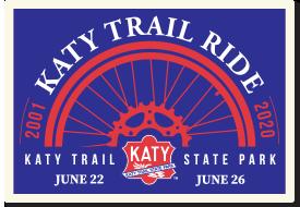 2020 Katy Trail Ride