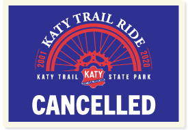 2020 Katy Trail Ride - Cancelled