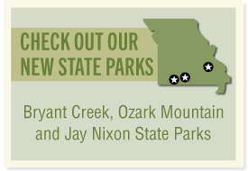 New Parks Public Information Meetings