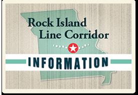 Rock Island Line Corridor Information