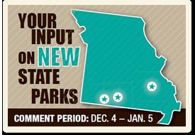 Closed State Parks Comments - Dec. 2017