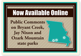 Closed State Parks Comments - Dec. 2017