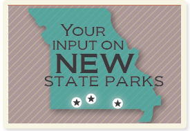 New State Parks Input
