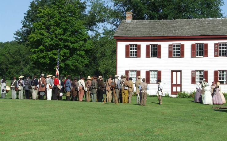 Battle of Athens State Historic Site   Missouri State Parks