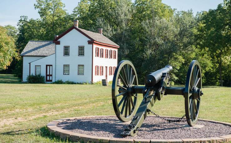 River Park Athens >> Battle of Athens State Historic Site | Missouri State Parks