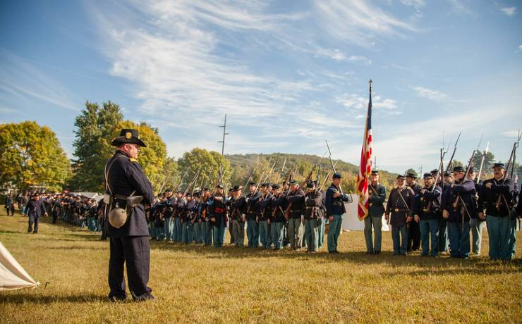 Battle of Pilot Knob State Historic Site | Missouri State Parks