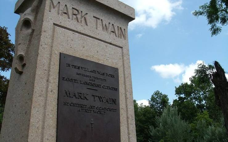 the troubles with structure in the works of mark twain - mark twain and the adventures of huckleberry finn samuel clemens was an american writer and humorist who's best work is shown by broad social satire, realism of place and language, and memorable characters.