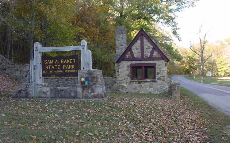 Sam A Baker State Park Missouri State Parks