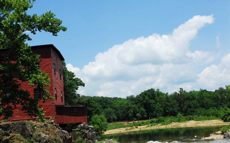 Dillard Mill State Historic Site Missouri State Parks