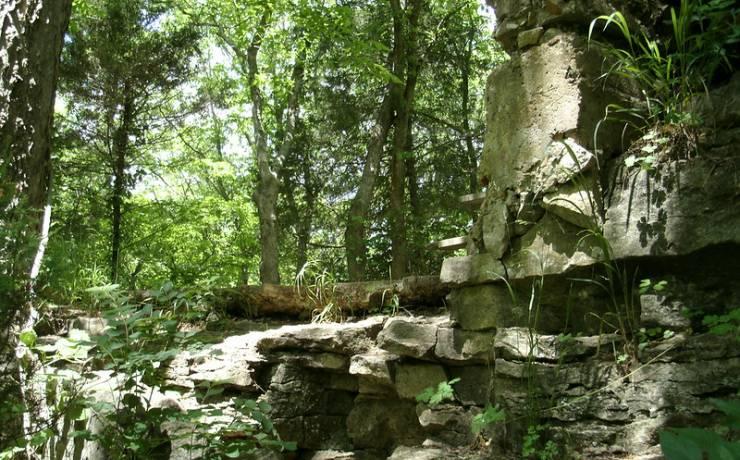 Rock Bridge Memorial State Park Missouri State Parks