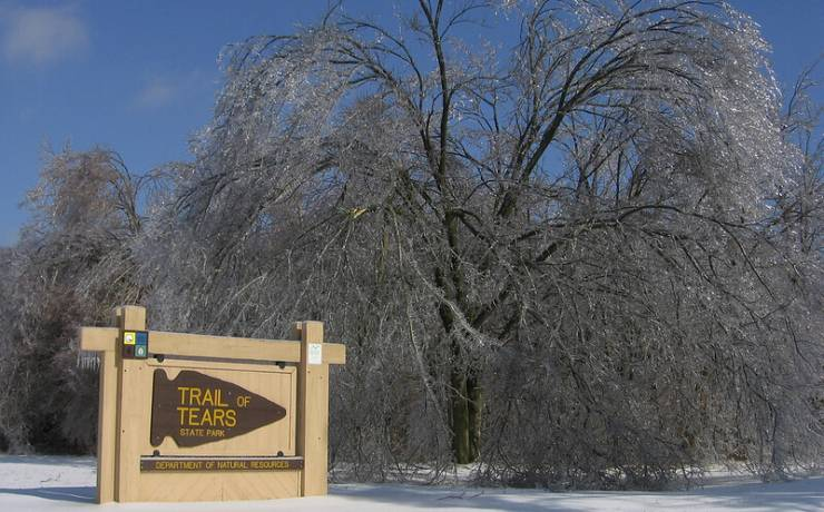 Trail Of Tears State Park Missouri State Parks