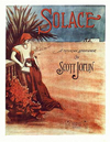 Solace sheet music cover