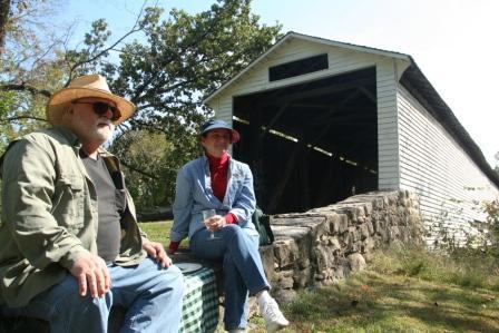 Union Creek Covered Bridge State Historic Site