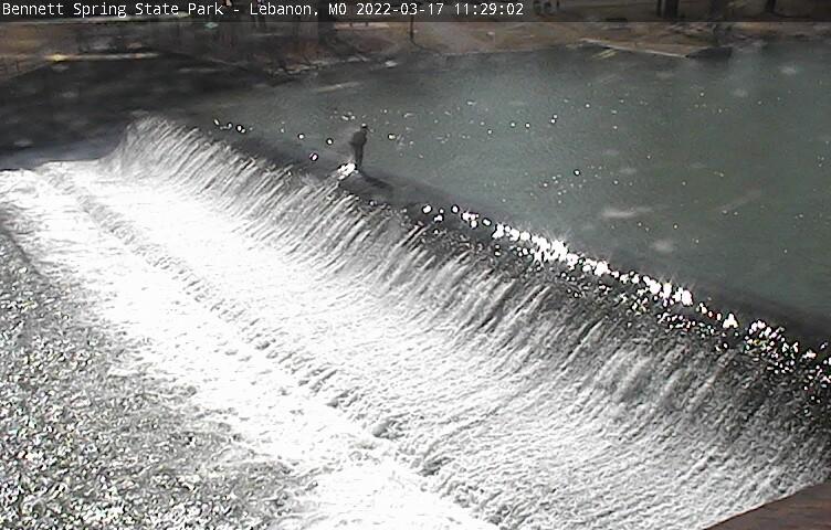 Bennett Springs State Park Webcam